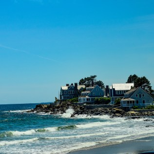 Kennebunkport Beach