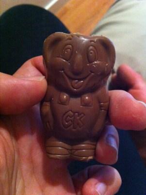 Caramello koala !