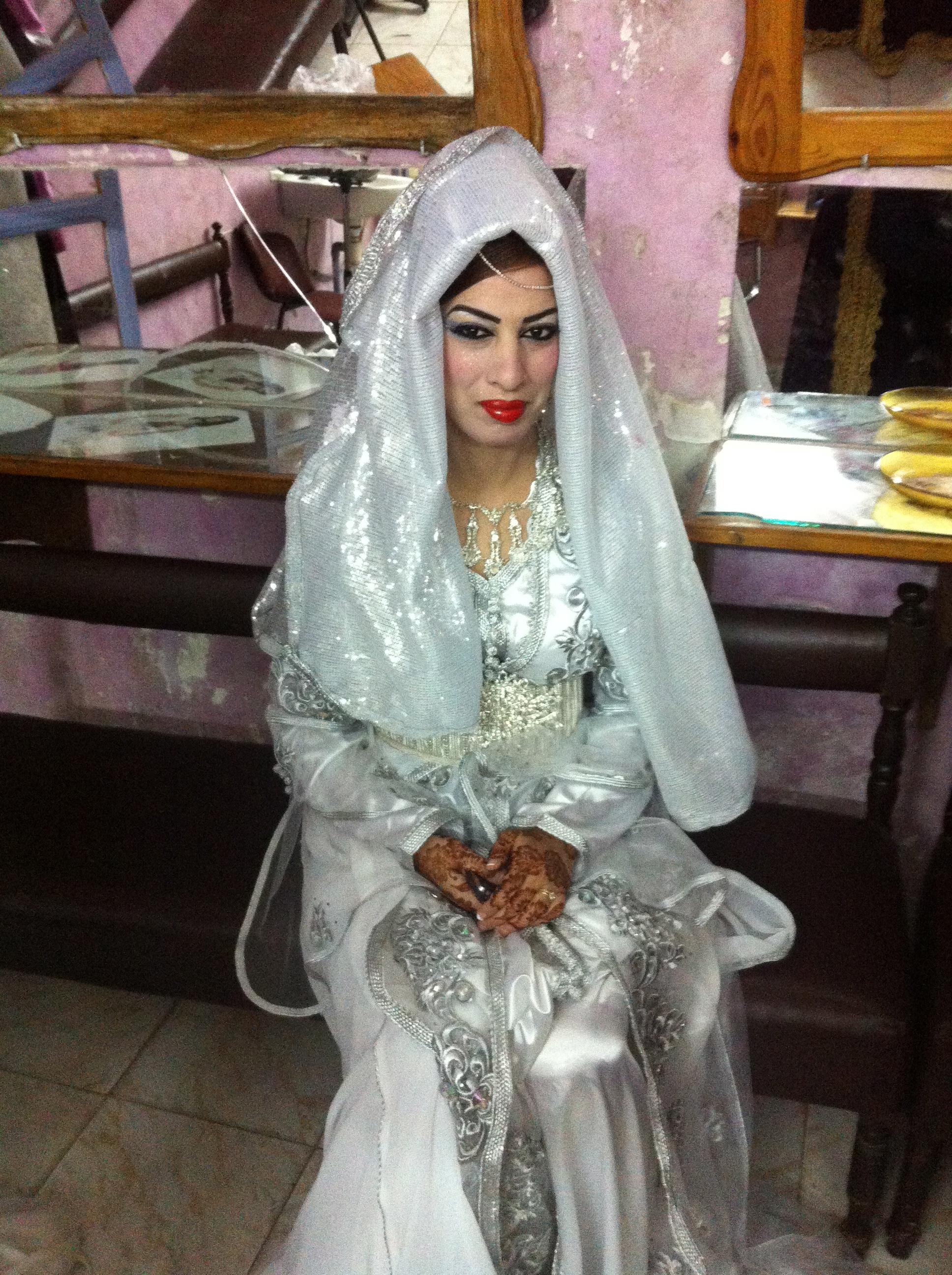 My First Moroccan Wedding  thewanderinglemon
