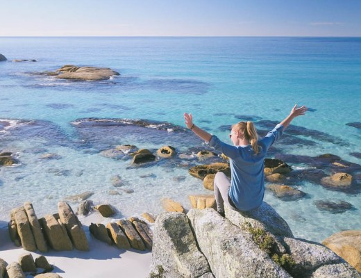 Monthly review, Bay of Fires
