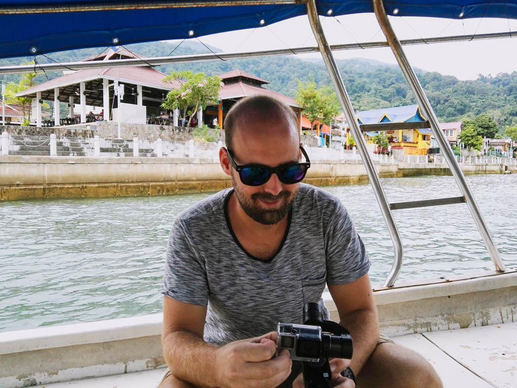 Speedboat Pulau Tioman