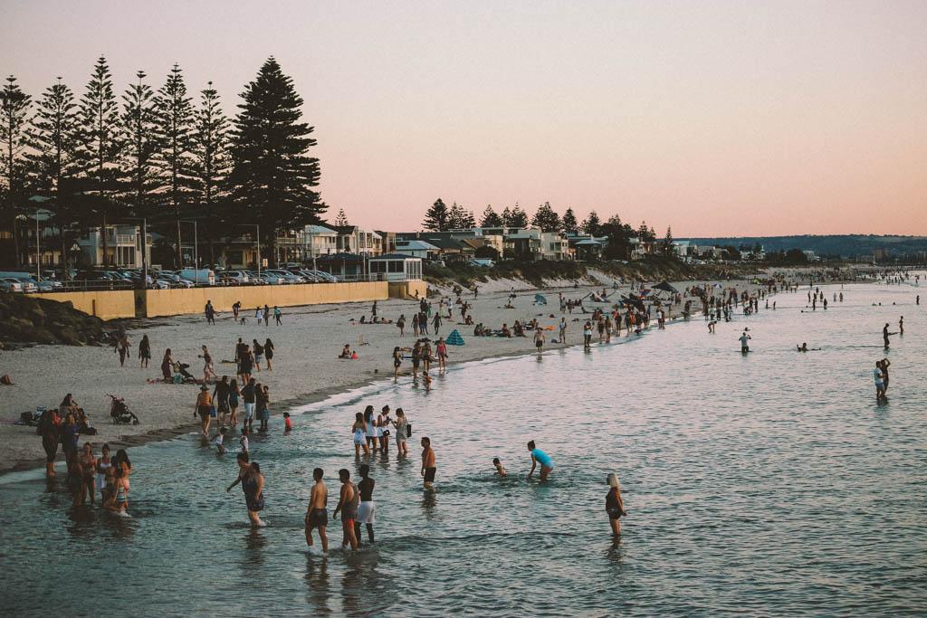 Henley Beach | Adelaide | South Australia | Sunset