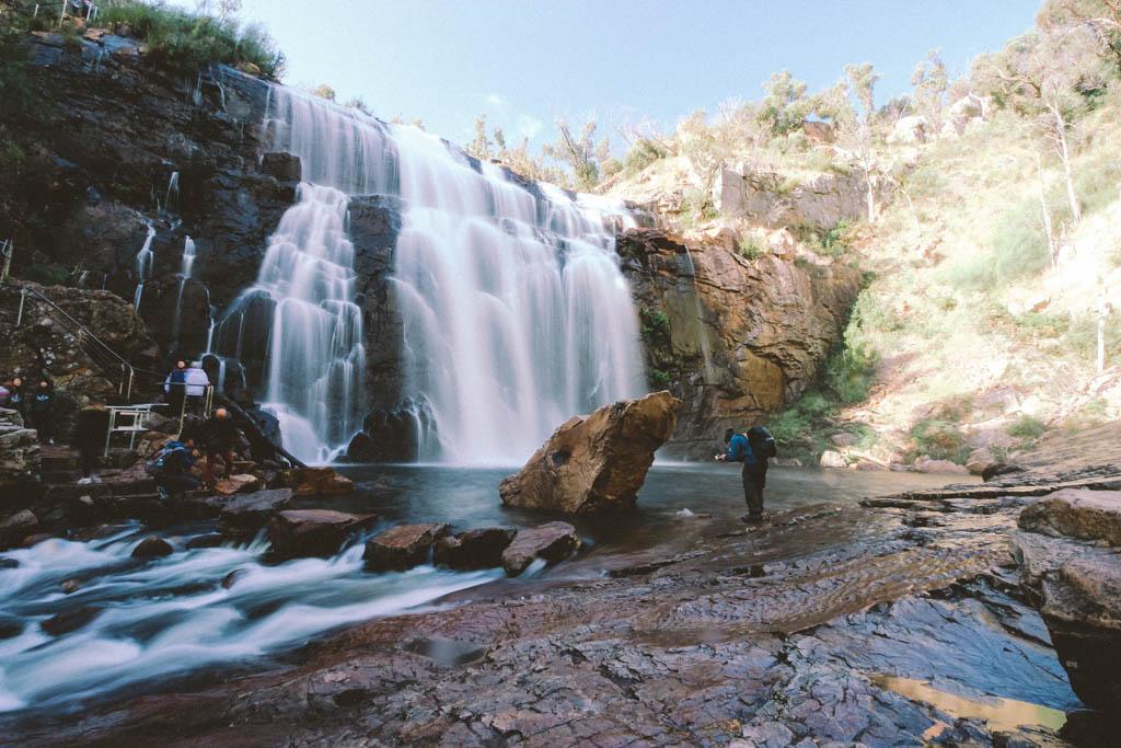 Grampians   Australia   Waterfall   MacKenzie Falls   Victoria