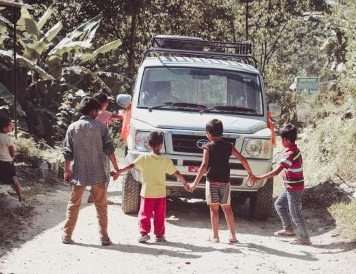 ABC | Nepal | Himalaya | Annapurna Base Camp | Nayapul | Hiking