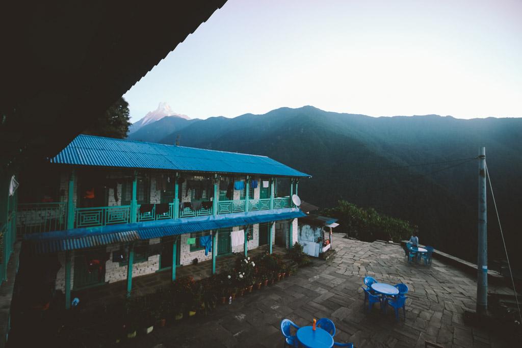 Chumrong | ABC | Nepal | Himalaya