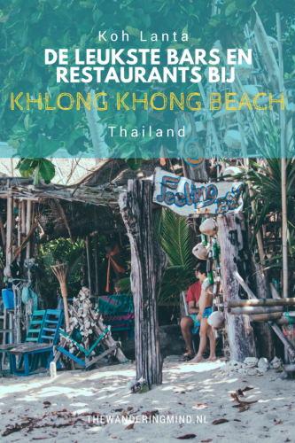 Best bars and restaurants | Khlong Khong Beach | Koh Lanta | South Thailand | Thailand | Southeast Asia | Food | Drinks