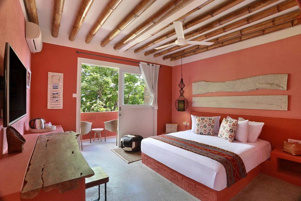 Hotel PinkCoco | Gili Trawangan | Gili eilanden | Indonesië
