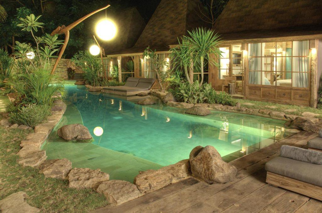 Kuno Villas | Gili Trawangan | Gili eilanden | Indonesië