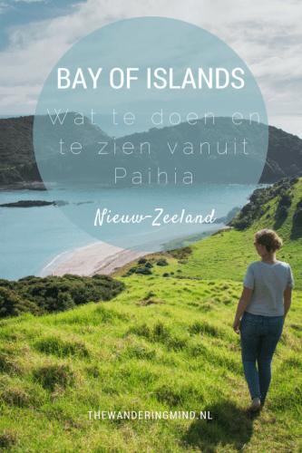 Bay of Islands | Paihia | Northland | Noordereiland | Nieuw-Zeeland