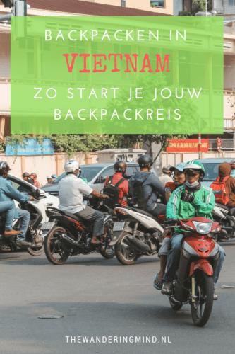 Backpacken in Vietnam | Zuidoost-Aziê | Vietnam backpacktips | Vietnam visum | Vietnam praktische informatie