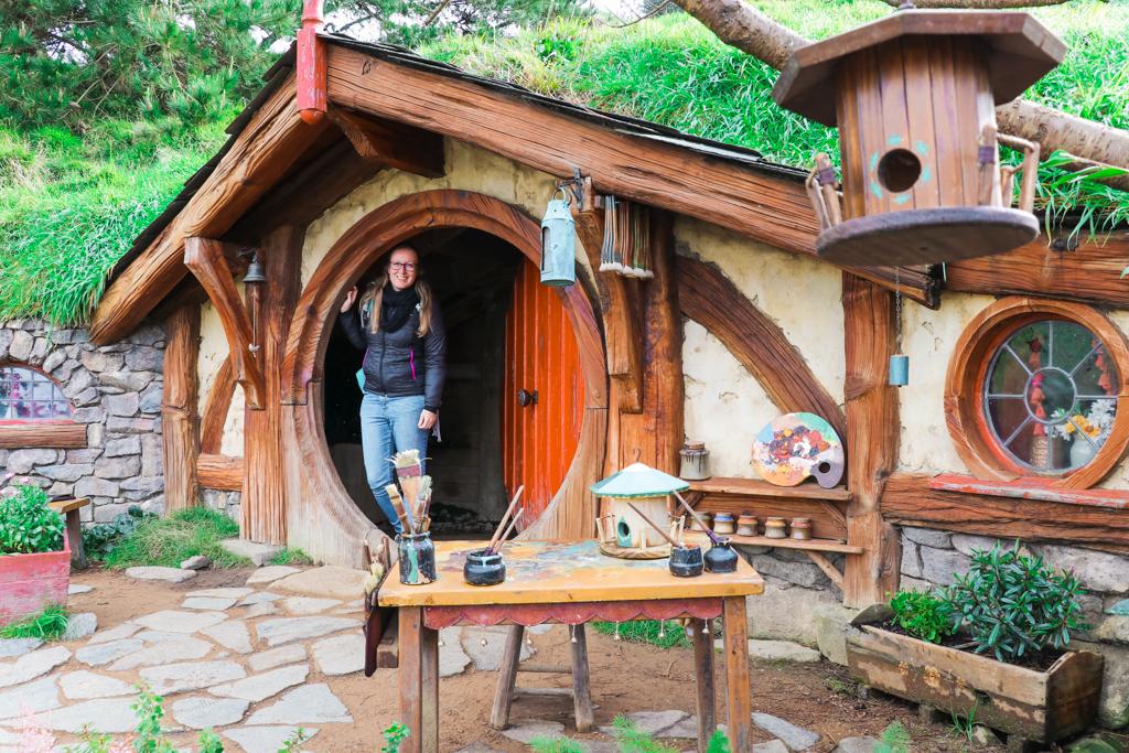 Hobbiton bezoeken   Hobbiton   Hobbiton Movie Set   Auckland   Matamata   Noordereiland   Nieuw-Zeeland   Lord of the Ringds   The Shire   The Hobbit   Frodo