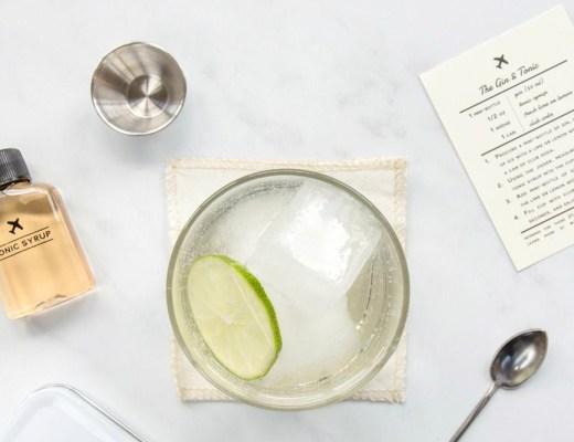 Een Carry On Cocktail Kit als tof reiscadeau voor de reiziger