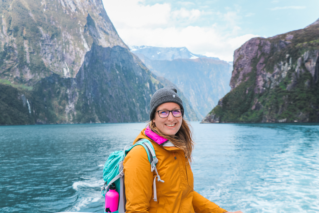 The Wandering Mind at Milford Sound