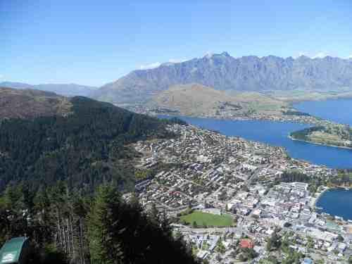 I loved New Zealand!