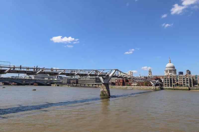 London Bridge to Knightsbridge