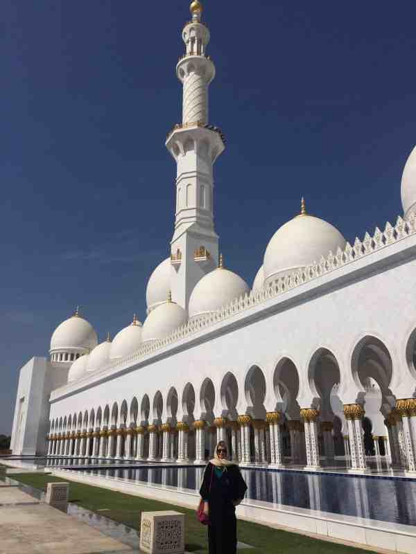 Full Time Travel Blogger, UAE