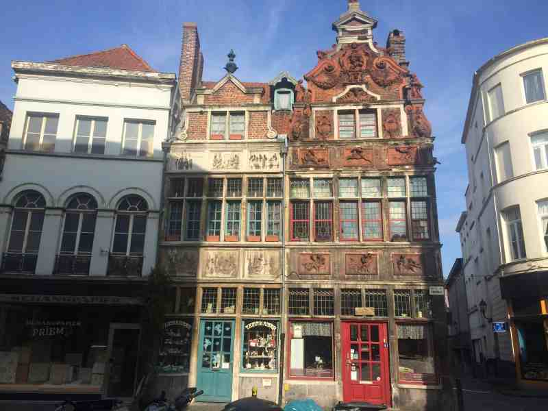3 days in Belgium, Gent City