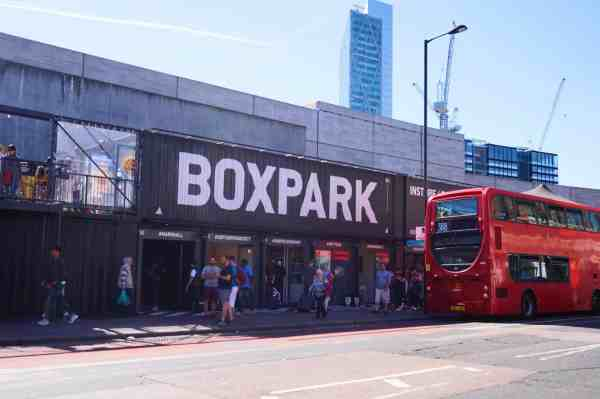 sunday in shoreditch guide boxpark
