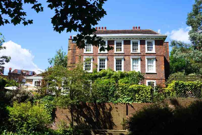Things to do in Hampstead London Burgh House