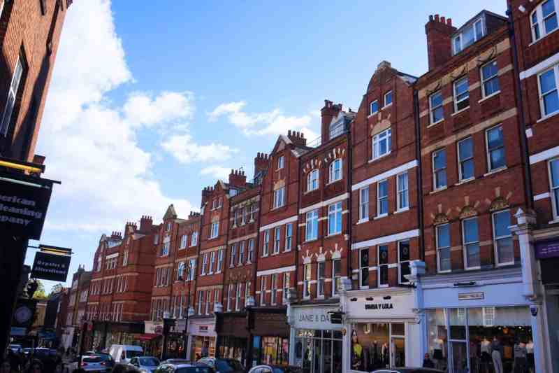 Things to do in Hampstead London High Street Shops