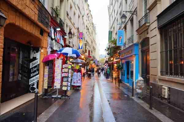 Paris walking guide la marais