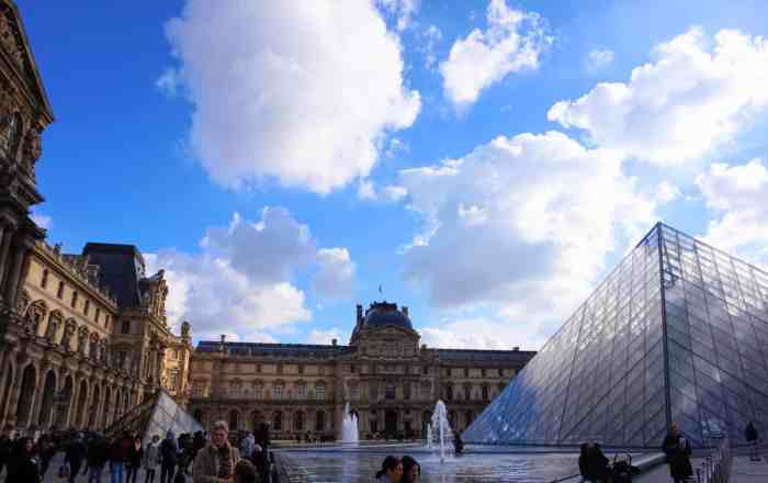 3 days in Paris budget