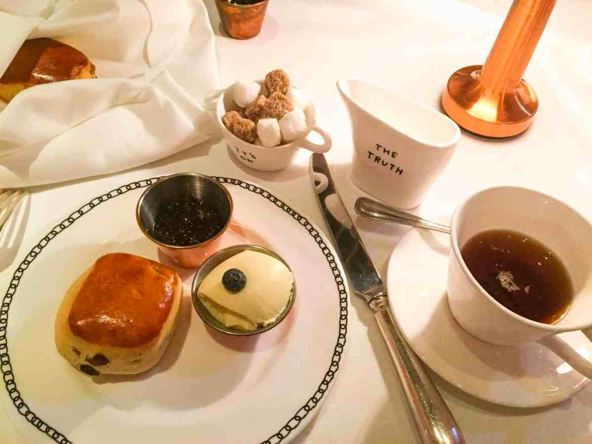 Sketch Afternoon Tea Review