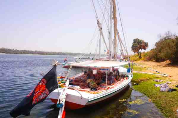 Felucca Odyssey Tour with Travel Talk Tour