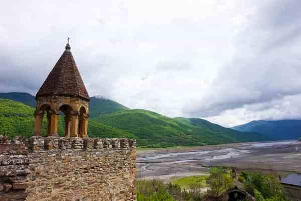 Day Trip to Kazbegi from Tbilisi via the Georgian Military Road