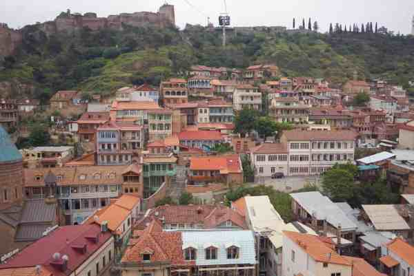 Tbilisi travel guide