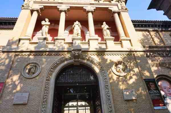 Zaragoza itinerary