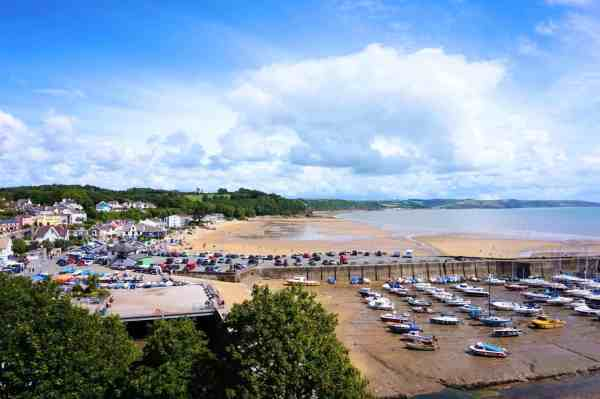 best beaches in Pembrokeshire