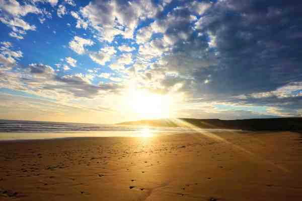 best beaches in Pembrokeshire, freshwater west