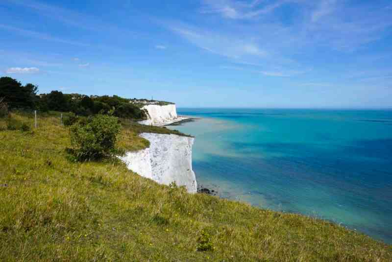 Alternative Day Trips From London, white cliffs of dover