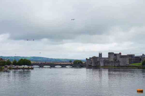 what to do in Limerick, river shannon limerick