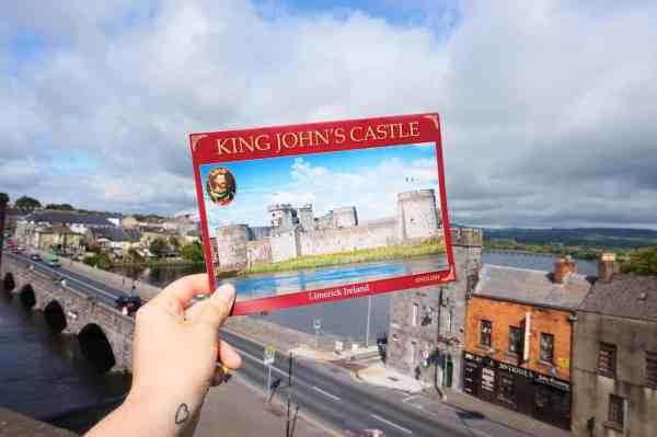 King johns castle limerick