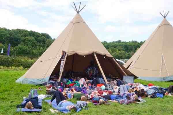 meditation soul circus festival