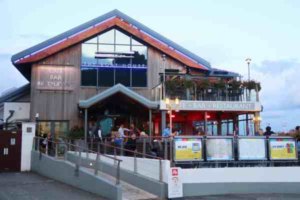 Jersey British Isles weekend guide The Boat House St Aubin