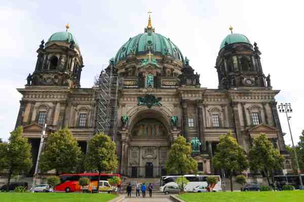 first time in Berlin, Berlin Cathedral