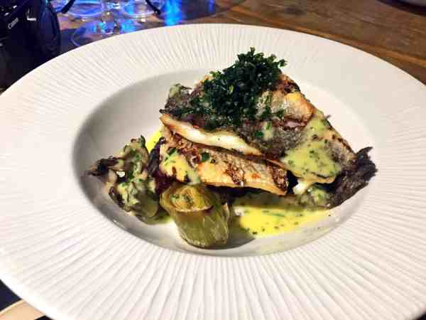 Jersey British Isles weekend guide The Boat House meal