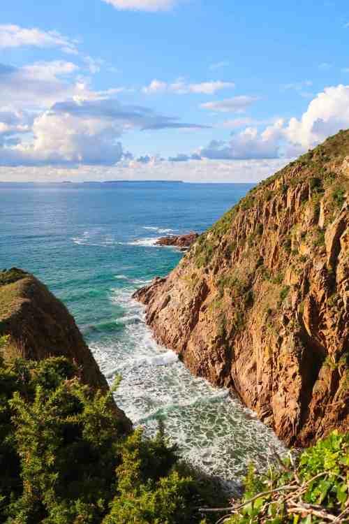 Jersey British Isles weekend guide Plemont Bay