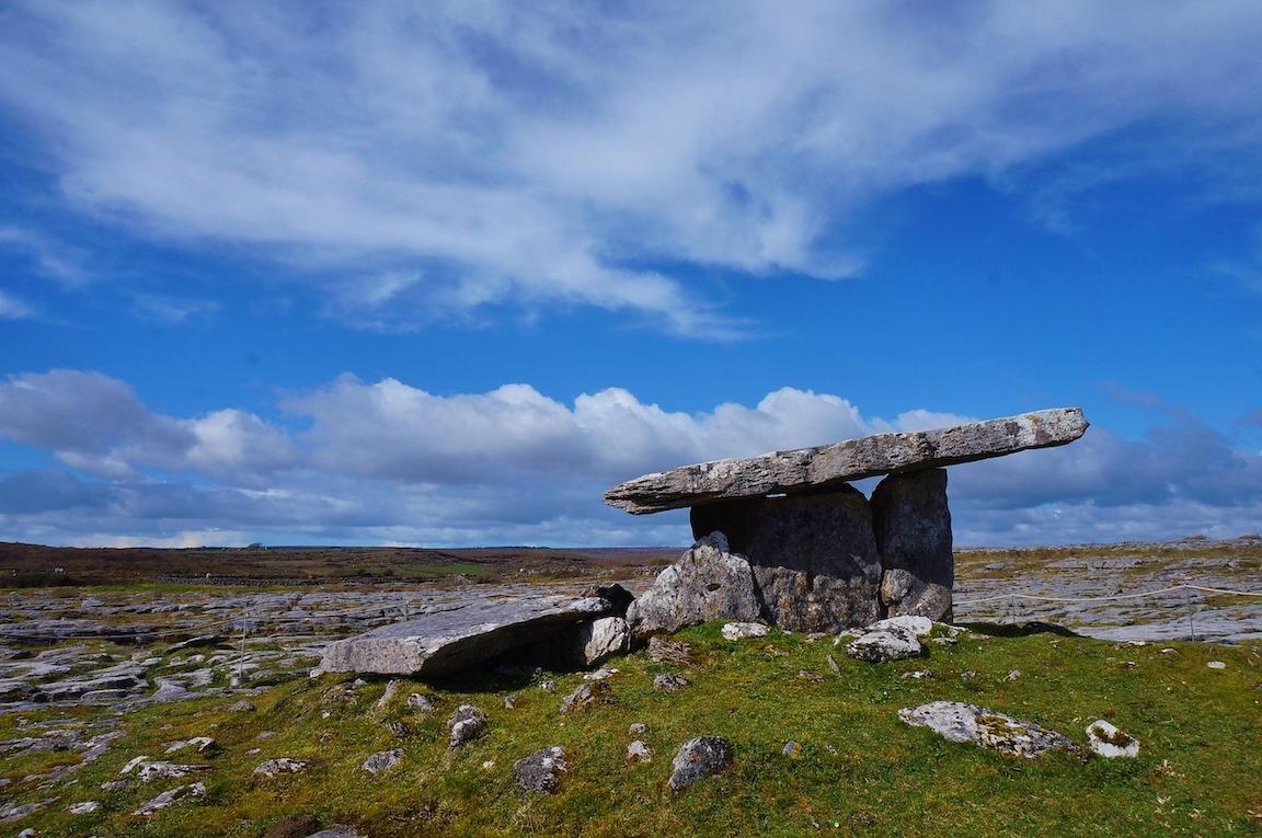 west coast of Ireland, the Burren