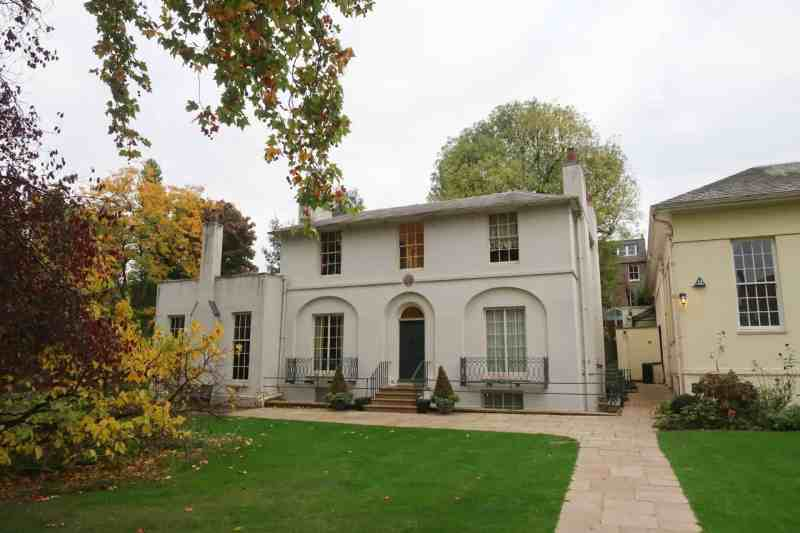 Things to do in Hampstead London Keats House
