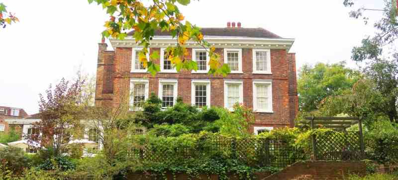 hampstead walking guide burgh house