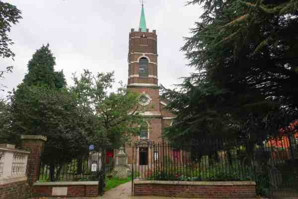hampstead walking guide st johns church
