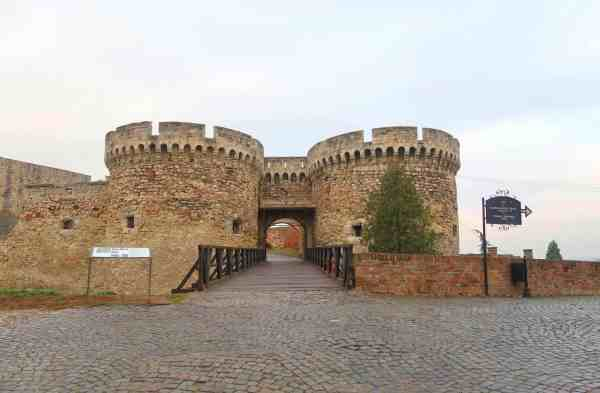 things to do in Belgrade, Belgrade fortress