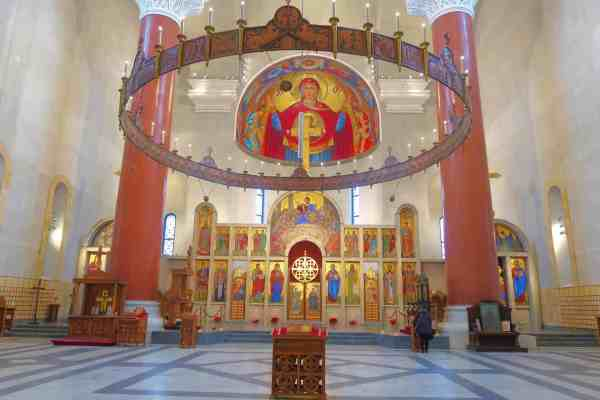 belgrade church of saint marks