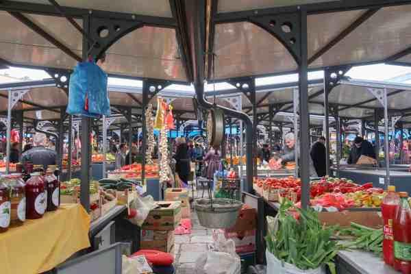 belgrade Kalenic Market