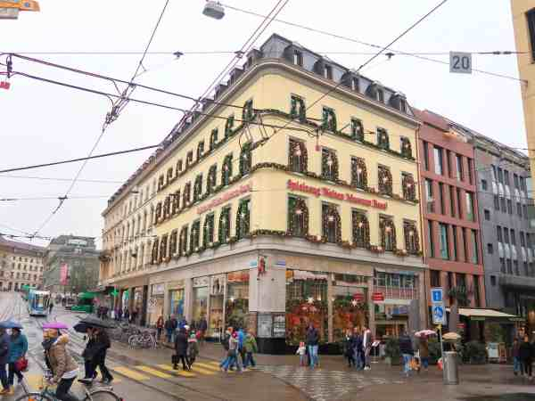 Basel Travel Guide, dollhouse museum
