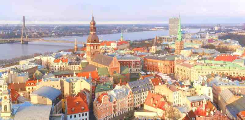 Viewpoints in Riga